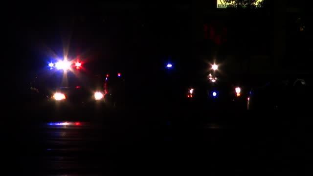 police car - police car stock videos & royalty-free footage