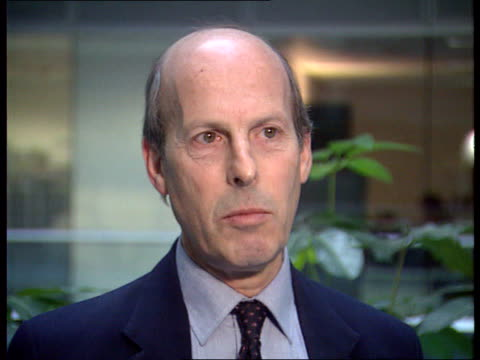 Police criticised at Law Society meeting ITN London GIR Professor Michael Zander intvw SOT Police speak in this way for purpose either to vent anger...