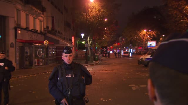 Police early Saturday freed hostages at Paris concert venue Bataclan where more than 100 people have died In the aftermath of the devastating terror...