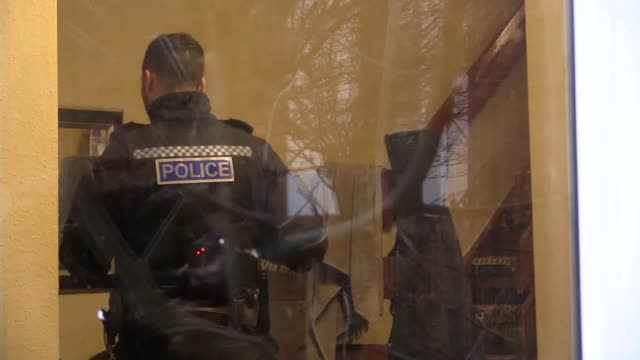 police have arrested nine people following a series of raids involving 150 officers aimed at tackling human trafficking for sex officers lead a... - trafficking stock videos and b-roll footage