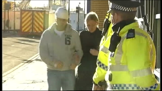 recovery operation continues and investigation begins craig bain towards past police officers craig bain interview sot - ヘリコプター事故点の映像素材/bロール