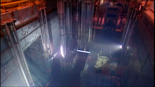 police make arrests in connection with pictures of sellafield nuclear plant 912008 sizewell b int interior of sizewell nuclear reactor and control... - b rolle stock-videos und b-roll-filmmaterial