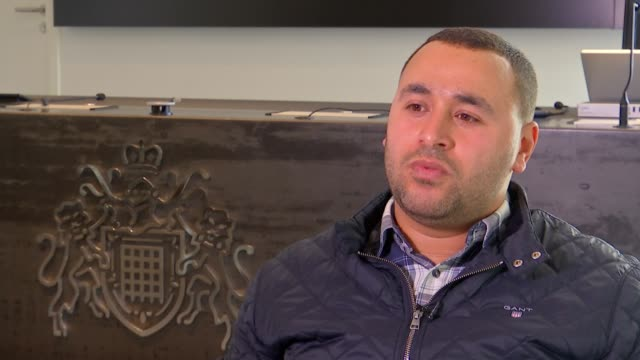 Police offering £20000 reward for information on a 2016 murder in Wandsworth ENGLAND London INT Sameh Mahran interview SOT