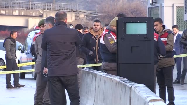 A police officer was accidentally shot during a security control in capital Ankara and was pronounced dead the province's police department said in a...