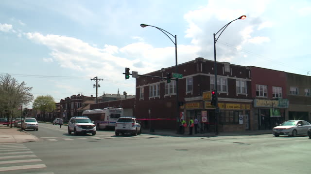 WGN Police on scene after a 15yearold boy was shot in the head while he was traveling on a CTA bus on May 2 on the 6200 block of South California...