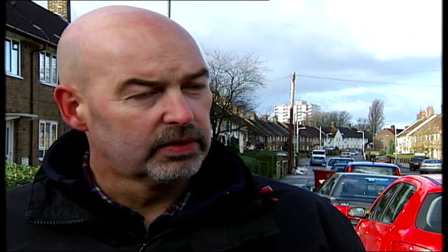 police seize 28 pitbull terrier dogs in major operation on merseyside chief superintendent barry fryer interview sot have to examine dogs by experts... - merseyside stock videos and b-roll footage