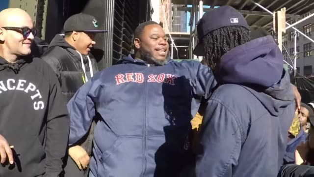 Police shut down the grand opening of Bostonbased Concepts Boutique in Manhattan after patrons in line broke out into a fight over entry on Sunday...