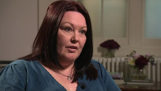 Police unveil new technology to combat drivers illegally using mobile phones ENGLAND INT Kate Goldsmith interview SOT