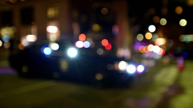 vídeos y material grabado en eventos de stock de policía - detención