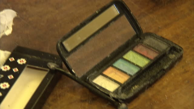 Police warn of the dangers of buying fake beauty products citing cases of rat droppings and arsenic found in counterfeit items CLEAN interior shots...