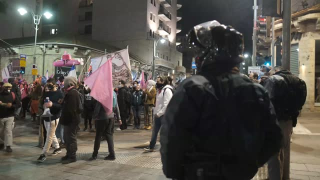 ISR: Anti-Netanyahu Protest Continue For 30th Week In Jerusalem