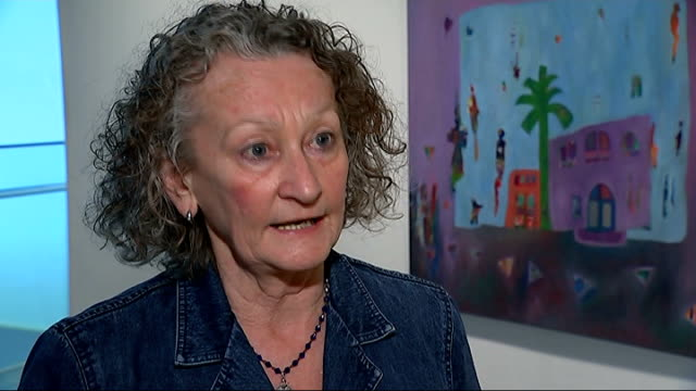 police water cannons have arrived in uk; england: london: int baroness jones interview sot - baroness stock videos & royalty-free footage
