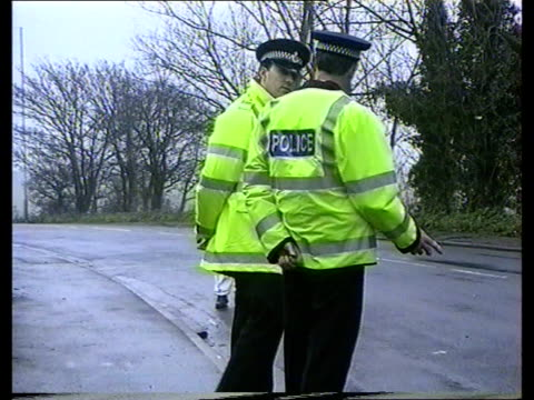 Policeman killed in hit and run ITN Kent Margate Police officers standing on road where policeman Jon Odell was killed in hitandrun as he carried out...