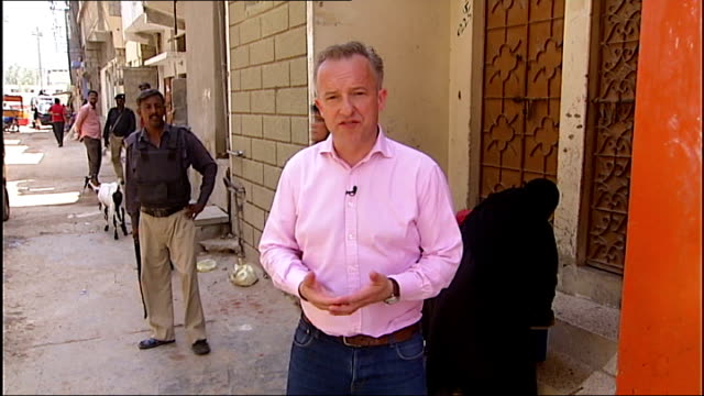 polio epidemic warning reporter to camera - polio stock videos and b-roll footage