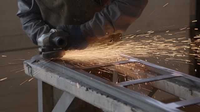 polishing machine(close-up) - polishing stock videos & royalty-free footage