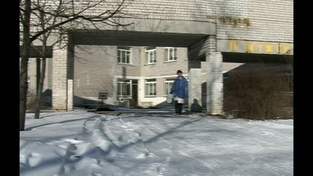 political activists held in psychiatric hospitals russia tver region busharevo litvinov psychiatric hospital exterior of litvinov psychiatric... - psychiatric hospital stock videos and b-roll footage