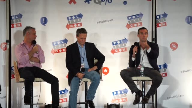 stockvideo's en b-roll-footage met politicon a comicconstyle event taking place at the los angeles convention center in los angeles united states on 10 october 2015 - los angeles convention center