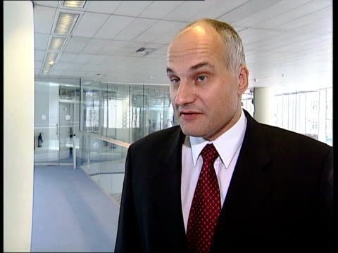 Industry Government Clapdown on Fat Cat Pay Rises ITN Richard Bednarek interview SOT power is with institutional shareholders rather than individuals
