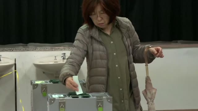 Polls open in Japan for a snap election with Prime Minister Shinzo Abe's conservatives expected to cruise to a comfortable majority after a campaign...