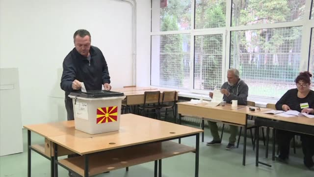 Polls open in Macedonia for a referendum whether change the country's name to North Macedonia a bid to overcome a long running dispute with Greece