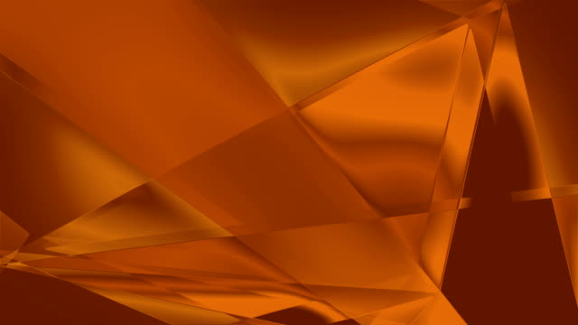 polygonal design, abstract geometrical background - template stock videos and b-roll footage