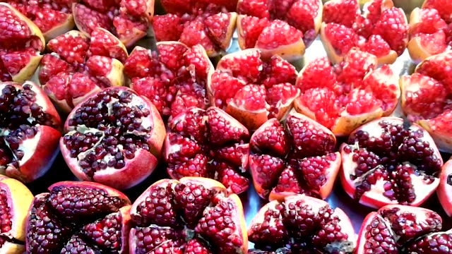 pomegranate - detox stock videos & royalty-free footage