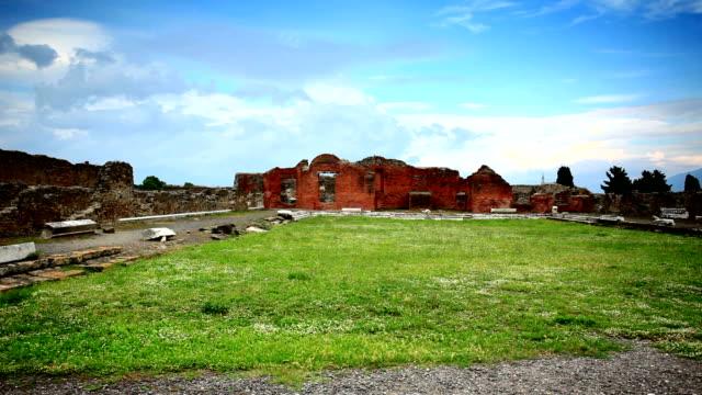 Pompei ruins