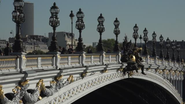 Pont Alexandre III, Paris, France, Europe