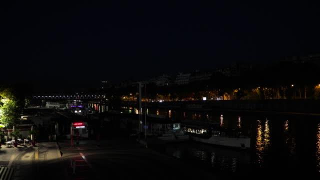 Pont D'Iena Bridge in Paris, France