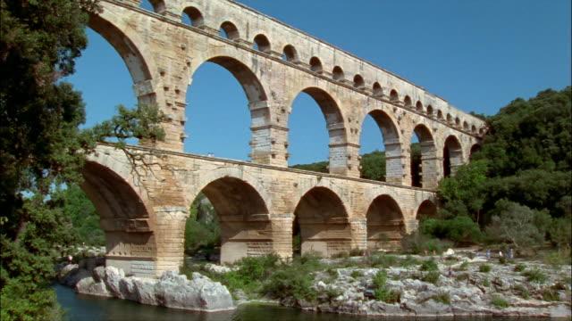 WS, Pont du Gard, Nimes, France