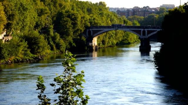 stockvideo's en b-roll-footage met sublicio-brug - ponte