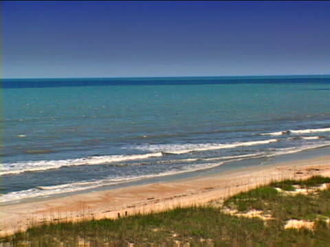 ponte vedra: south ponte vedra beach - ponte点の映像素材/bロール