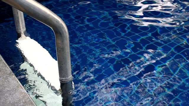 stockvideo's en b-roll-footage met pool - buitenbad