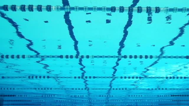 la piscina - swimming pool video stock e b–roll