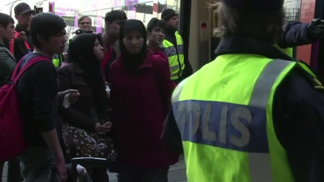 A poor country of emigrants more than a century ago Sweden is now a land of immigrants home to hundreds of thousands of economic migrants political...
