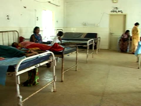 poor infrastructure and ill-equipped medical centers are hampering efforts to contain an outbreak of cholera in eastern india. with hundreds of... - vibrio stock videos & royalty-free footage