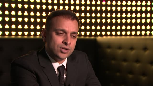 culture minister backs campaign to end met police 'discriminatory' form 696 croydon the dice bar int roy seda interview sot - form stock videos and b-roll footage