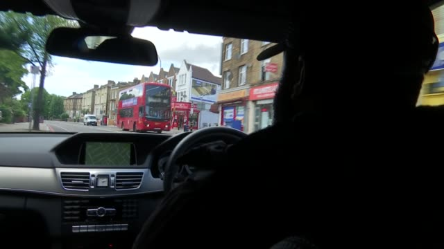 culture minister backs campaign to end met police 'discriminatory' form 696 london money interview as driving car sot/ croydon the dice bar int roy... - seda stock videos & royalty-free footage