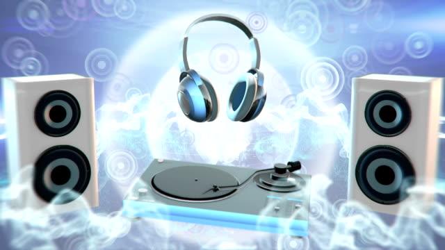 Música Pop (azul)-Loop