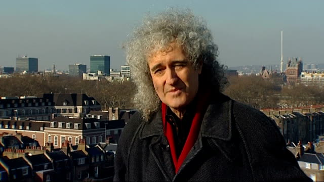 Queen Elizabeth's Diamond Jubilee concert lineup announced Brian May interview SOT