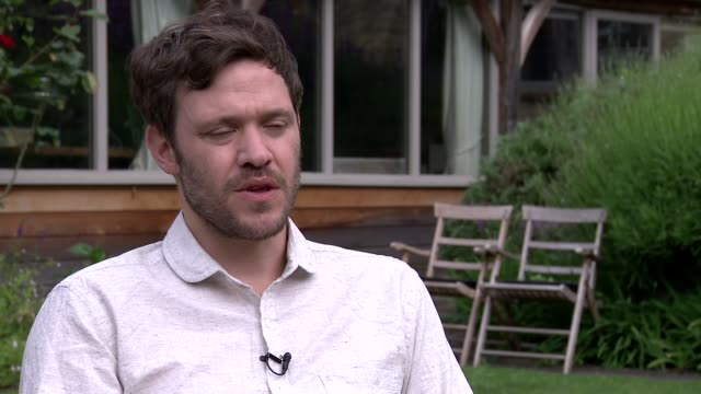 will young interview on mindfulness will young interview continued sot - mindfulness stock videos & royalty-free footage