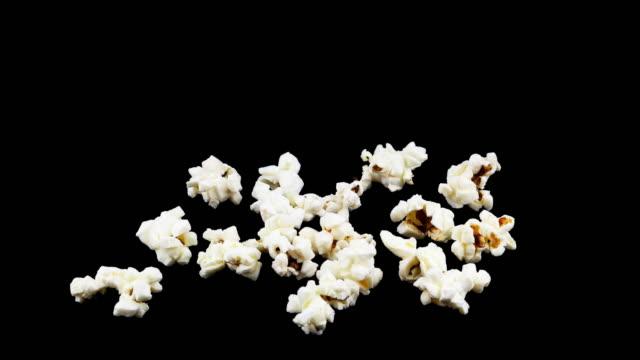 popcorn time lapse - popcorn stock videos & royalty-free footage