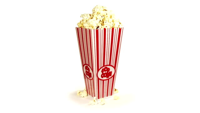 popcorn (hd 1080p) - dvd stock videos & royalty-free footage