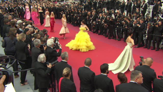 clean 'pope francis a man of his word' red carpet arrivals the 71st annual cannes film festival at grand theatre lumiere on may 13 2018 in cannes... - 71st international cannes film festival stock videos & royalty-free footage