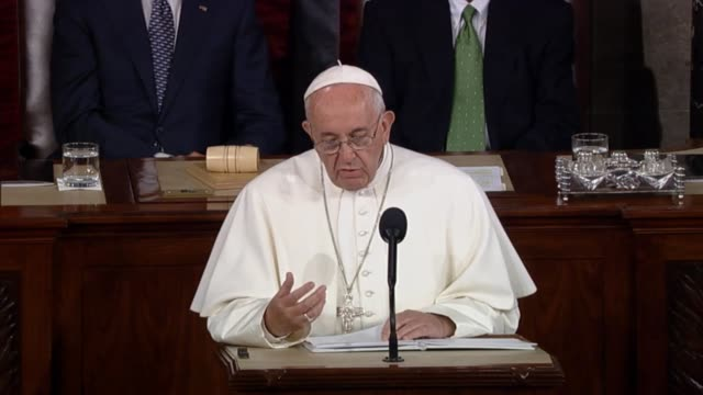 Pope Francis remarks on citizens who work hard to make a life for their families