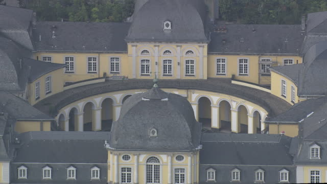 poppelsdorf palace - german culture stock videos & royalty-free footage