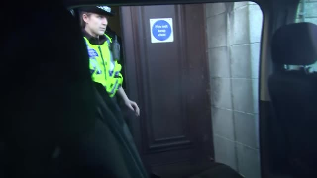 Coroner says toddler was sexually abused before she died T30111733 / TX Cumbria Kendal County Hall PHOTOGRAPHY** Paul Worthington departing court...