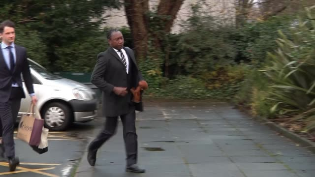 second inquest hears mother's frantic 999 call Kendal EXT Paul Worthington legal team arriving at Coroner's Court