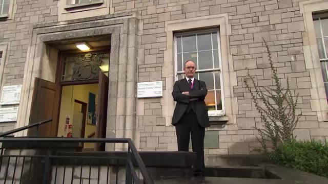 second inquest hears mother's frantic 999 call DAY David Roberts posing outside Coroner's Court