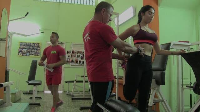 Y por que no lucir bien En Cuba el culto al cuerpo esta en auge pese a que por anos fue visto con desprecio y como una practica solo de burgueses